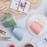11oz Decal Porcelain Ceramic Mugs Wholesale Marble Coffee Mug Gift Set
