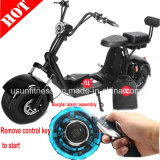 Intelligent Electric Scooter Motorcycle with GPS