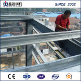 Galvanized Fabricated Steel Structure with ISO Certification