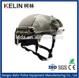 Camo Fast Bulletproof Helmet Level Iiia for Military