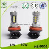Fog Light 12V White 9005 LED Car Light Bulb