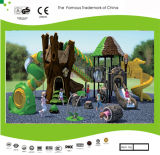 Kaiqi Medium Sized Forest Treehouse Themed Children′s Playground Set (KQ30016A)