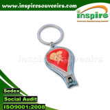 Nail Cutter with Metal Key Ring for Gifts