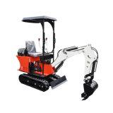 Professional Engineer 1 Ton Small Cheap Mini Digger 800kg Mini Excavator