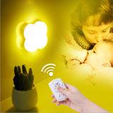 LED Four Leaf Clover Timing Emergency Night Light
