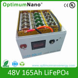48V 165ah LiFePO4 Battery for Telecom Application