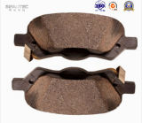 High Quality Low Price Factory Wholesale Brake Rotors Brake Pads D1108 OEM OE No. 1K0 698 451 for Audi A3 A6 A8 Tt Volkswagen EOS Golf Gti Jetta Passat Tiguan
