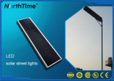 Light Switch Solar Lamps for Outdoor Lighting with PIR Sensor