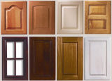 Asico Residential Solid Kitchen Door with BS Standard