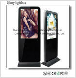 "Indoor 42"" Full HD Floor Stand Kiosk LCD Advertising Player"