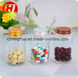 100ml Health Care Products Packaging Glass Bottle with Cap