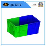 279# Two Color Stackable Logistics Plastic Container