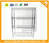 Chrome Wire Mesh Rack, Kitchen Wire Shelving and Steel Wire Shelving