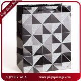 Latest Design Mosaic Paper Bags Carrier Bags Promotional Bag Paper Gift Bags