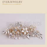 Korean Hair Claw Clip with Rhinestone