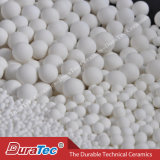 17% 23% Al2O3 Ceramic Packing Ball Inert Alumina Ceramic Ball