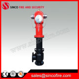 3 Ways BS Standard Dry Barrel Pillar Fire Hydrant