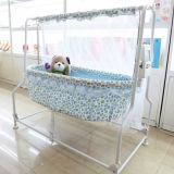 Bedroom Furniture Metal Girl Crib Baby Bed