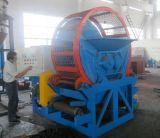 Waste Tire/Tyre Shredder Machinery (50*50mm block rubber)