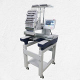"Single Head Computerized Embroidery Machine with 8"" Touch Screen Computer Best Prices"