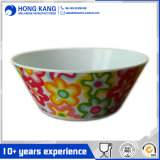 Custom Design Multicolor Melamine Food Kitchenware Bowl