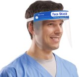 Face mask & Face shield & Thermometer