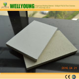 High Flatness Smooth Floor Tile Core Board as a Cheaper Replace to WPC
