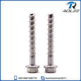 Ruspert 410 Stainless Steel Hex Washer Head Self-Tapping Concrete Screw