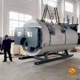 2t/H Ce Approved Intelligent Gas Fired Steam Boiler (WNS2-1.0-Y/Q)