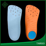 Comfortable PU 3/4 Insole Orthotic Insole for Both Men and Women