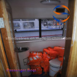 18m China Passenger Boat FRP Boat Body