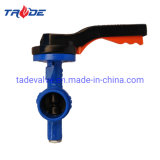 Fire Fighting Equipment Cast Iron Soft Seal Grooved End Butterfly Valve
