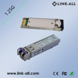 30dB 120km 1.25GB/S DWDM SFP Fiber Optic Transceiver Module