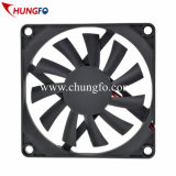 Industrial DC Brushless Axial Exhaust Ventilation Cooling Radiator Fan 8010b