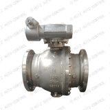 Manual/Gear/Pneumatic/Electric/Cast Steel Trunnion Ball Valve