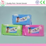 80PCS Chemical Free Baby Wet Wipes with Wholesale Price