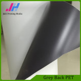 Solvent Ink Grey Back Pet Film for Display