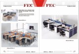 6 Seater Office Workstation (FEC8102)
