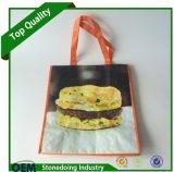 Custom Factory Promotion Laminated Woven Shopping Bag