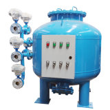 25tph Sand Media Filter with Automatic Back Wash