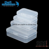 Rectangle Transparent Plastic Packing Box