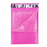 "[Sinfoo] 6X10"" Pink Packing Poly Bubble Mailer (B. 26232pi)"