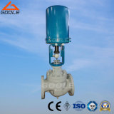 Globe Type Electric   Control  Valve  with  Single Seat