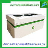 Custom Top and Bottom Three Pieces Box Paper Gift Packaging Box