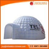 Double White PVC Inflatable Tent/Arc Bubble Inflatable (Tent1-119)