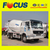 LHD and Rhd Sinotruck 8m3 HOWO 6X4 Ready Mixed Concrete Trucks with Factory Price