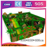 Unique Jungle Theme Kids Indoor Playground Equipment