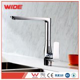 Watermark Single Handle Brass Kitchen Faucet Mixer Tap From Wide