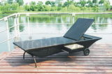 Outdoor Lounge / Laybed/ Sun Bed (BG-63651)
