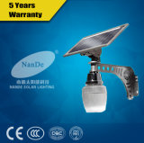 Hot Sale All in One LED Solar Street Light with 12 Watts Lithium Battery IP65 (ND-T2002)